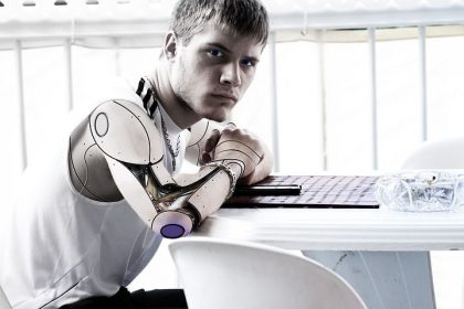 Blog article: Robots rule!: phone interviews & AI with a (nasty) twist