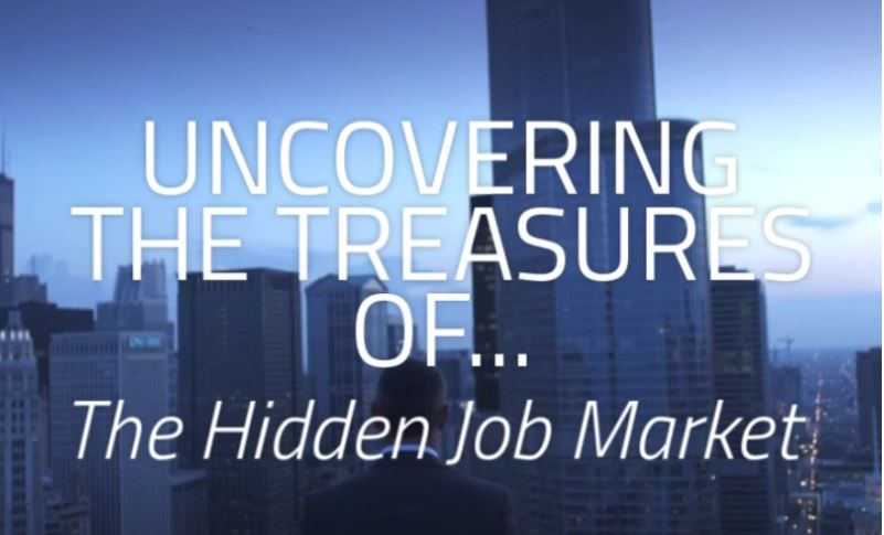 Video on Uncovering the treasures of the Hidden Job Market