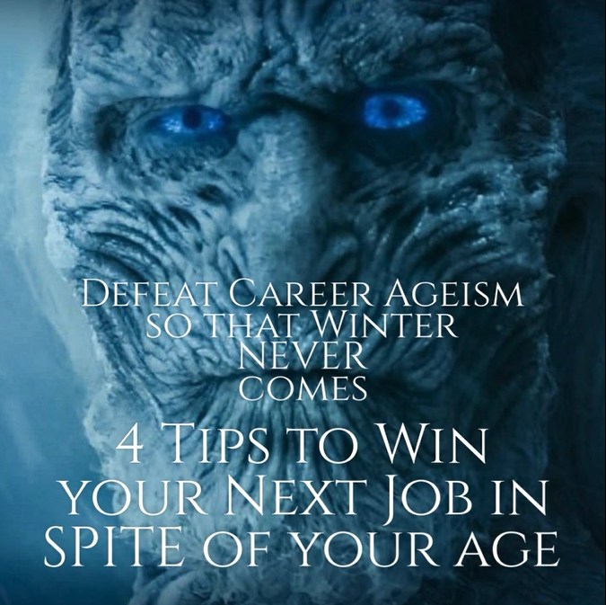 Video with tips on how to defeat career ageism