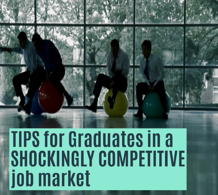 Video on Tips for Grads to win a job in a competitive market