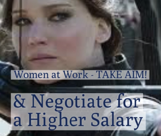 Video on Tips for Women Negotiating Salaries