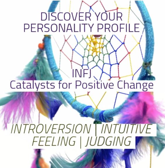 Video on MBTI personality profile INFJ