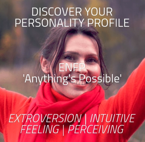 Video on MBTI personality profile ENFP