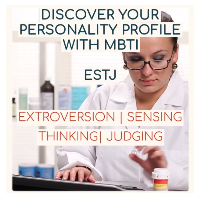Discover your personality profile with MBTI - ESTJ