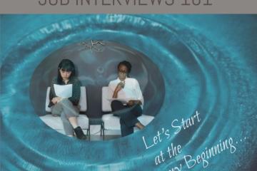 Snapshot of Infographic Job interviews 101