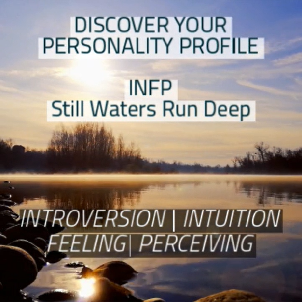 Video on discovering your personality profile with MBTI - INFP. By Adelaide Career Consulting Services