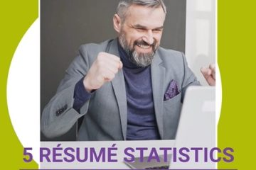 video on 5 resume statistics to help you win the job